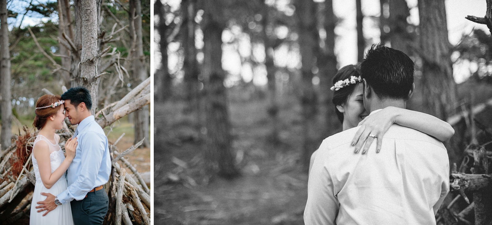 Ram and Gia / Auckland Elopement Photographer / © Patty Lagera Photography