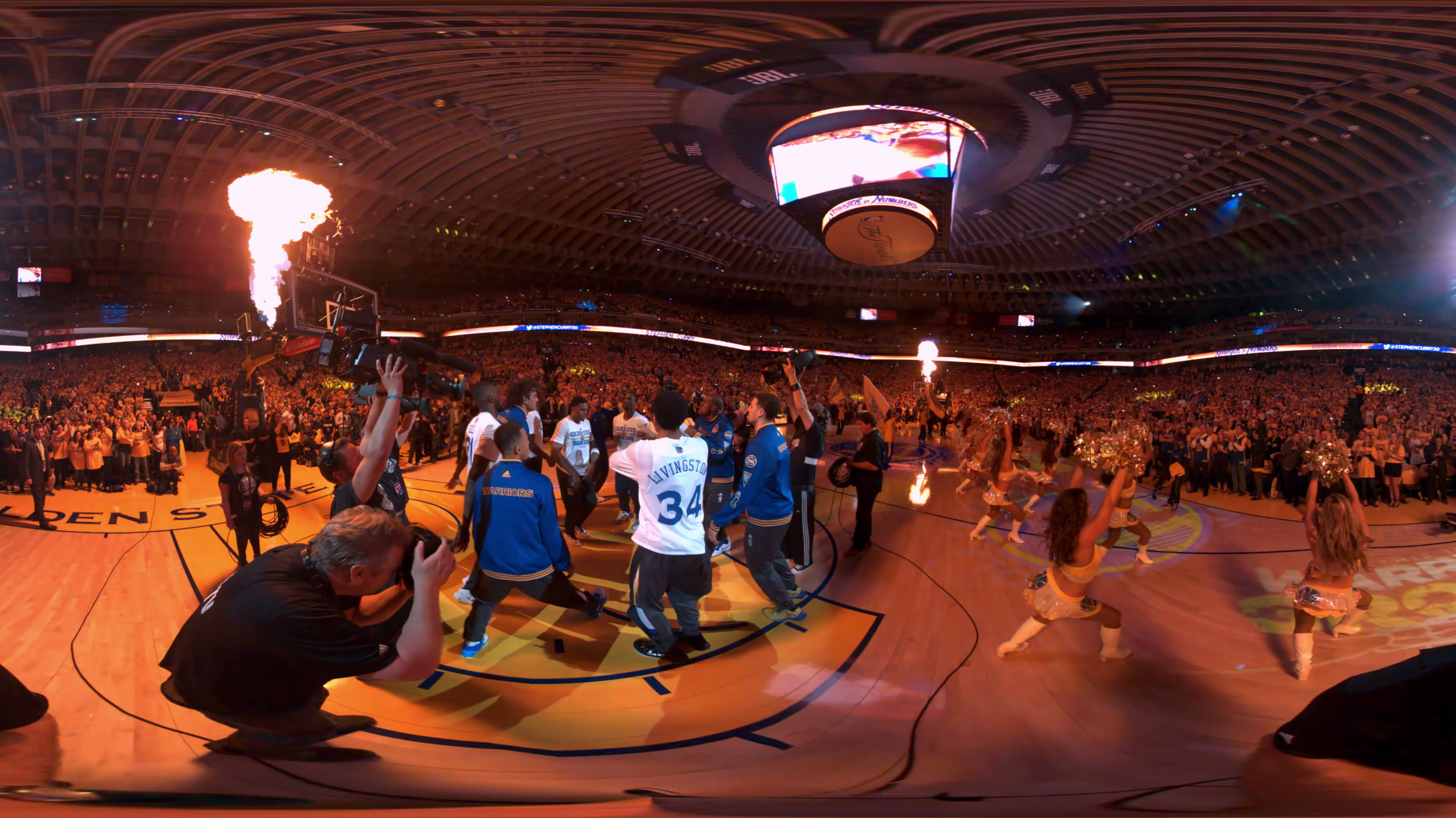 FOLLOW MY LEAD: THE 2016 NBA FINALS -