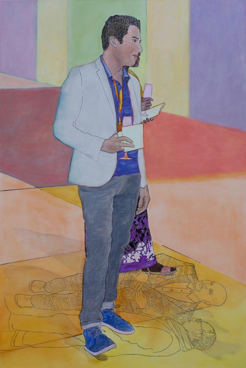 Artist(s) At The Art Fair