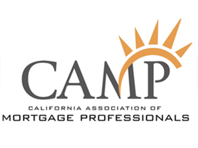 CAMP California Association of Mortgage Professionals