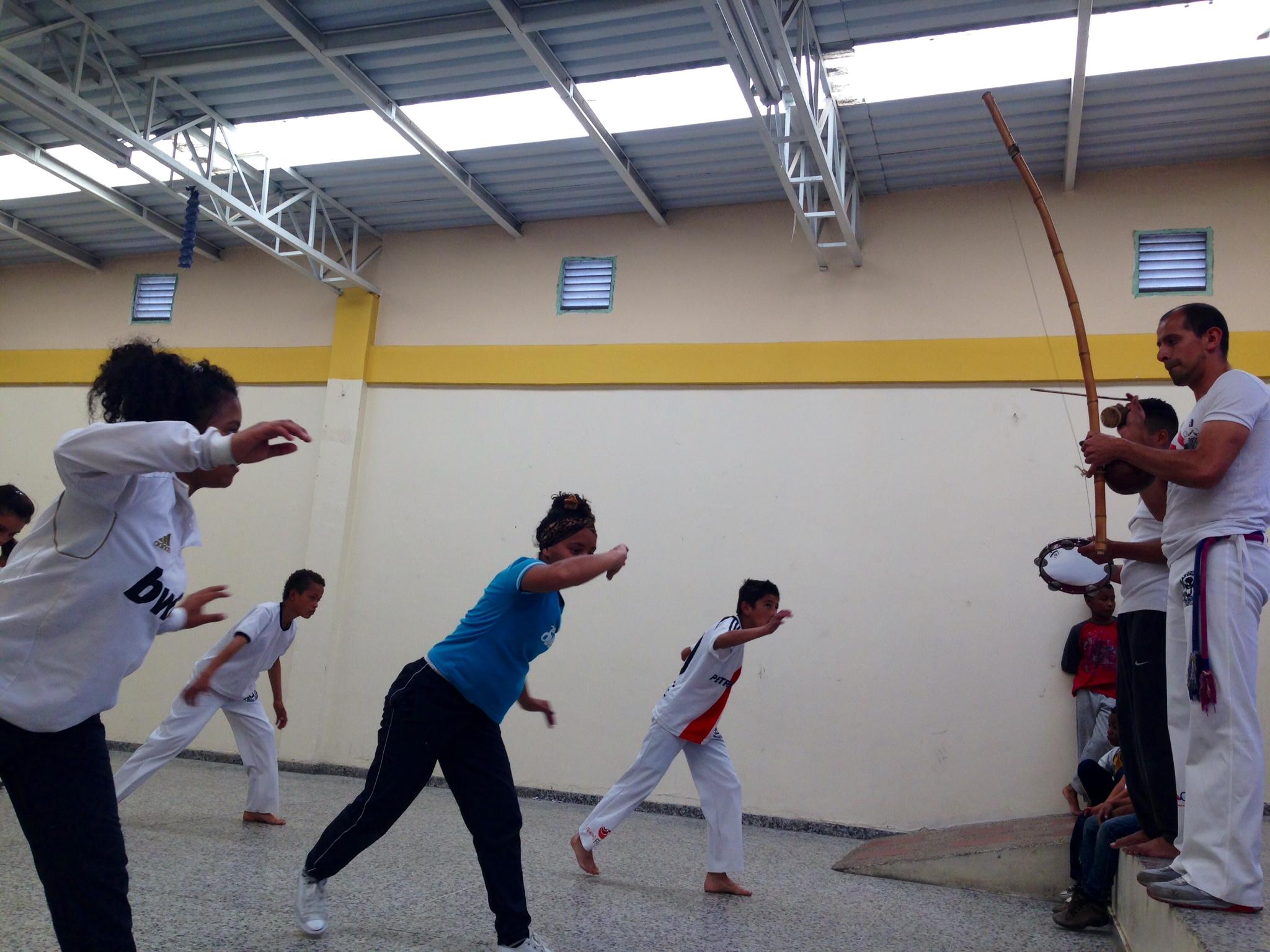 Capoeira Bogota