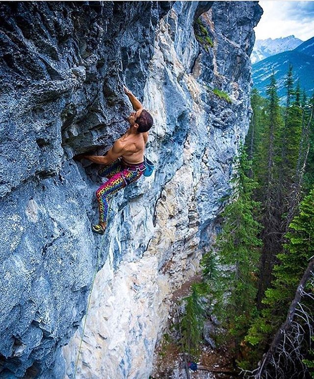 Wishing it was outdoor season but indoor climbing means creative ROUTESETTING. Awesome shot by @grippedmagazine on the Canadian Rockies #winterisgreat #bouldering #ontoroclimbing #ontoro #rockclimbing #canadianrockies #canadian #canada #madeincanada #toronto #rockies #rock #strong #grippedmagazine #canadastrong #shoplocal #ff #l4l #like4like #plastic #climbing #climbing_pictures_of_instagram #picoftheday #photography #photooftheday #nature #mothernature #routesetting #routesetter #greatoutdoors