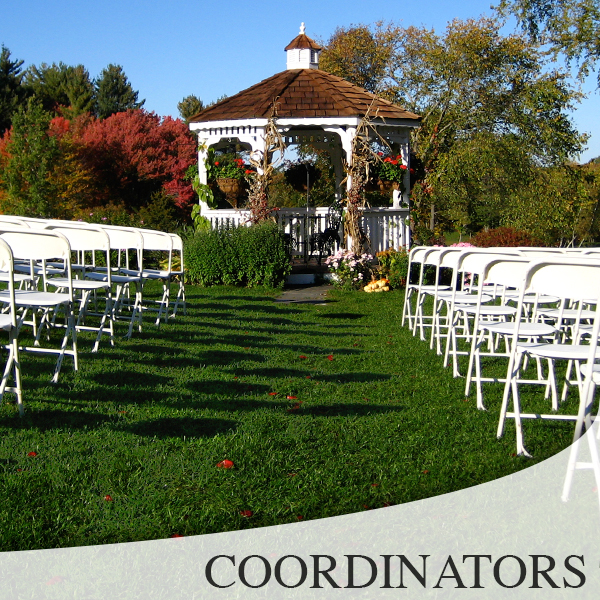 Redding Wedding Coordinators
