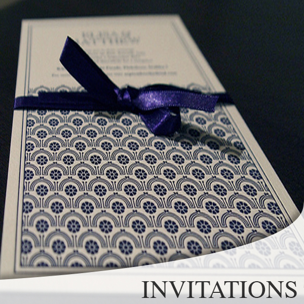 redding wedding invitations napkins