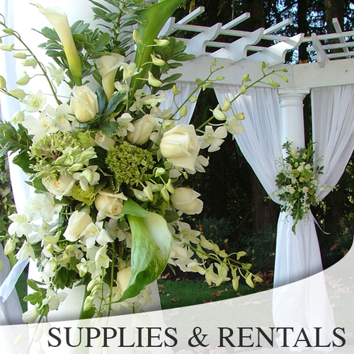 Rentals Supplies North State Bridal Guide