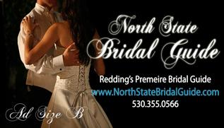 Redding Wedding Ad Size B