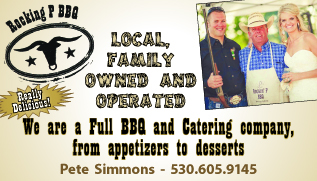 Redding Wedding Catering Caterers Rocking P BBQ