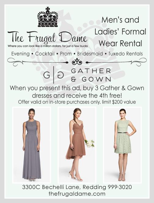 Frugal Dame wedding bridesmaid dresses