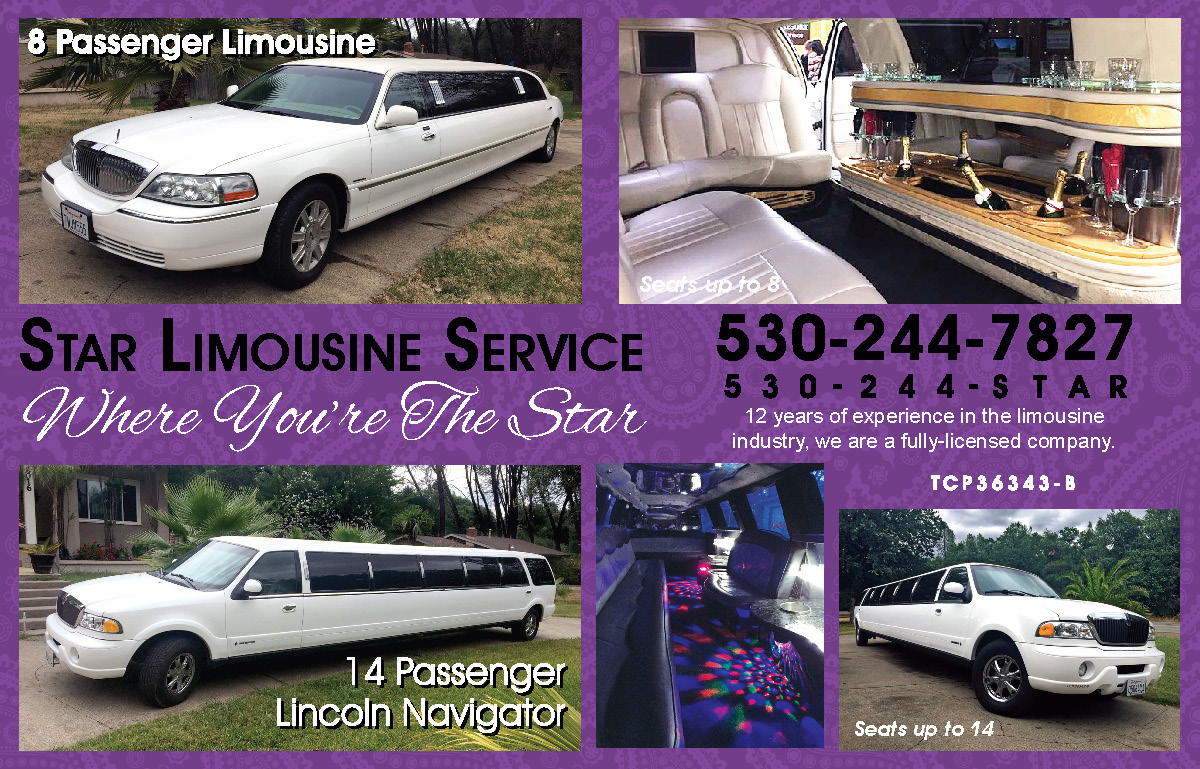Star Limousine North State Bridal Guide