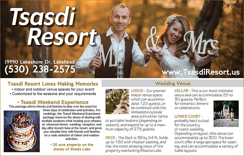 Redding Wedding Venue Bridal Guide Tsasdi half page.jpg