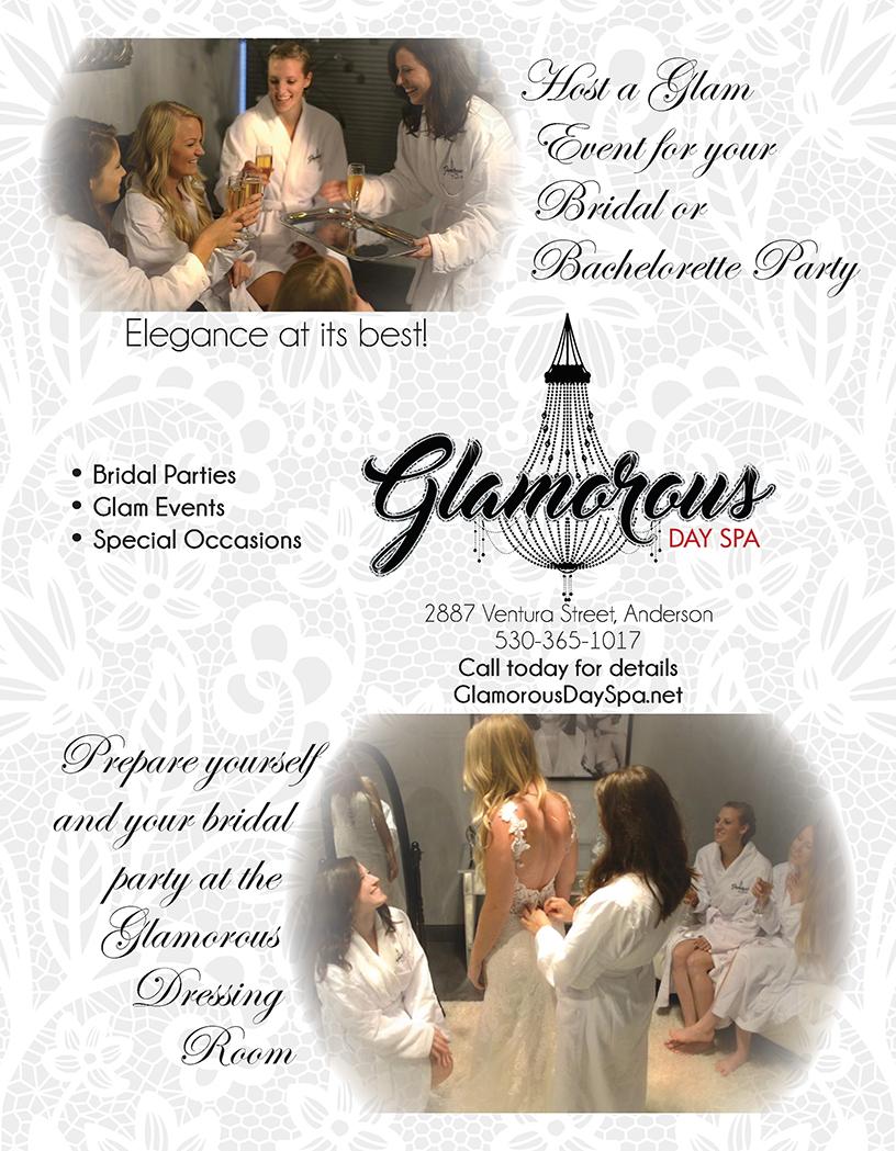 Redding Wedding Bridal Guide Glamorous Day Spa 2.jpg