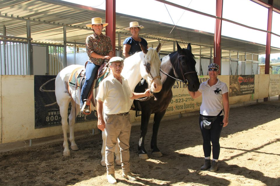 Working Equitation Clinic with Jose Manuel Correia Lopes
