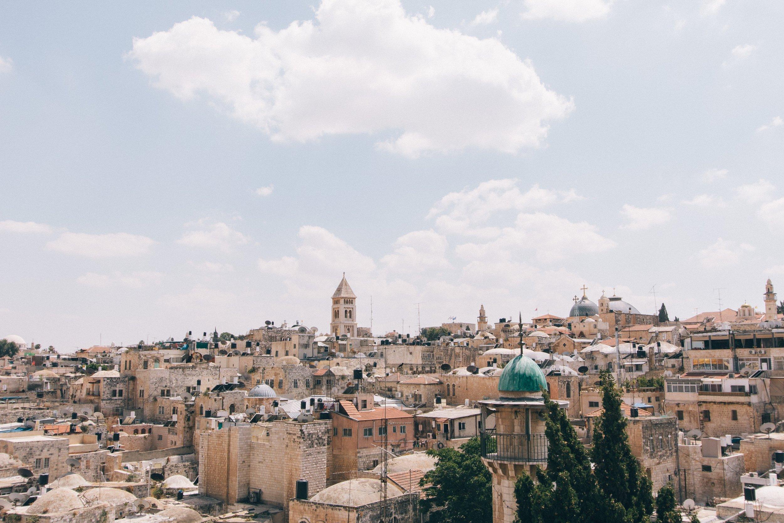 NOVEMBER 10 - 23, 2019 - Israel & Jordan with Sightseeing in Dubai