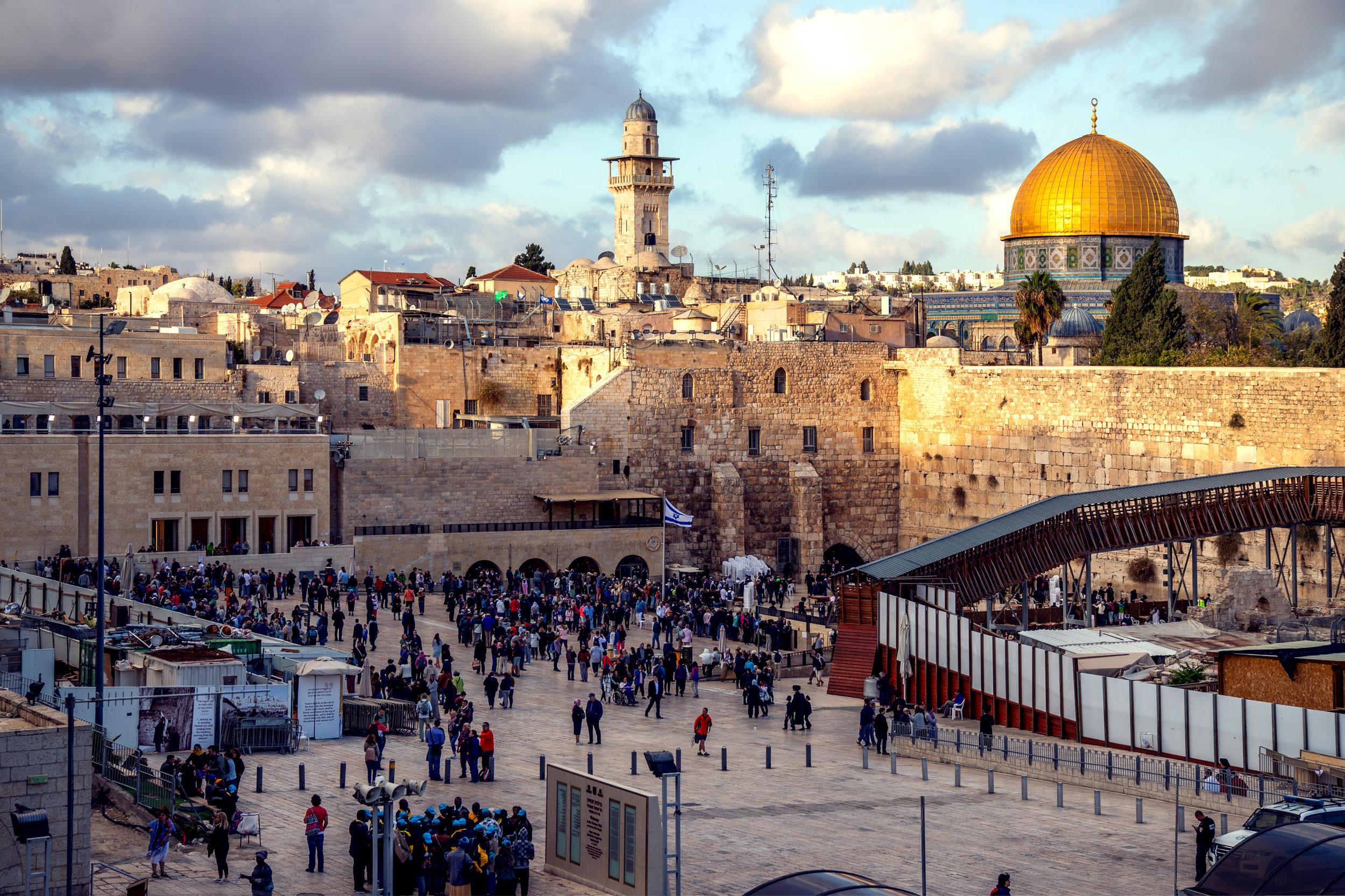 FEBRUARY 17 - 27, 2020 - Israel & Jordan