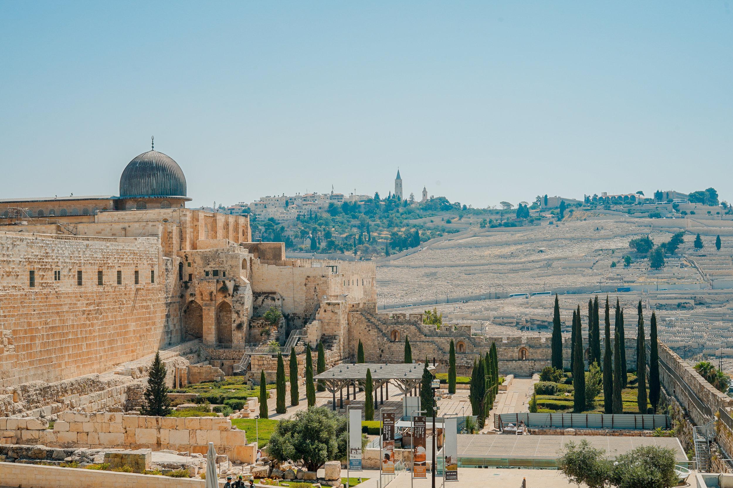 FEBRUARY 27 - MARCH 8, 2020 - Israel & Jordan
