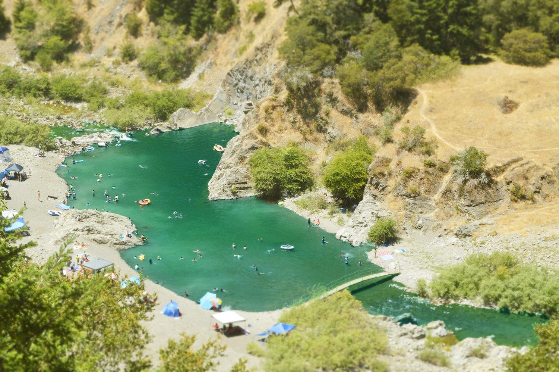 the swimming hole // blog-action // natalie kafader