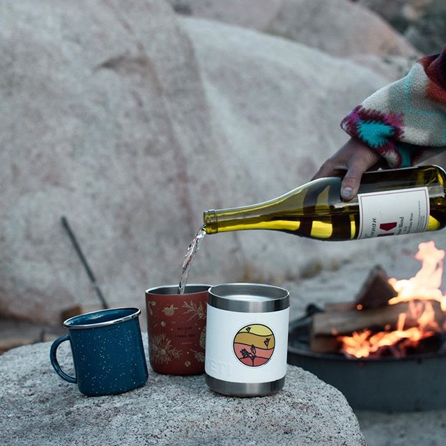 Happy Friday Friends! . Hope you are enjoying a beverage and a campfire, or at least some good company. . Heres a little glimpse of my girls trip to Joshua Tree this past spring. And on the blog today I've got all the deets on how to plan your own girls camping trip, because taking trips with your besties is pretty awesome!