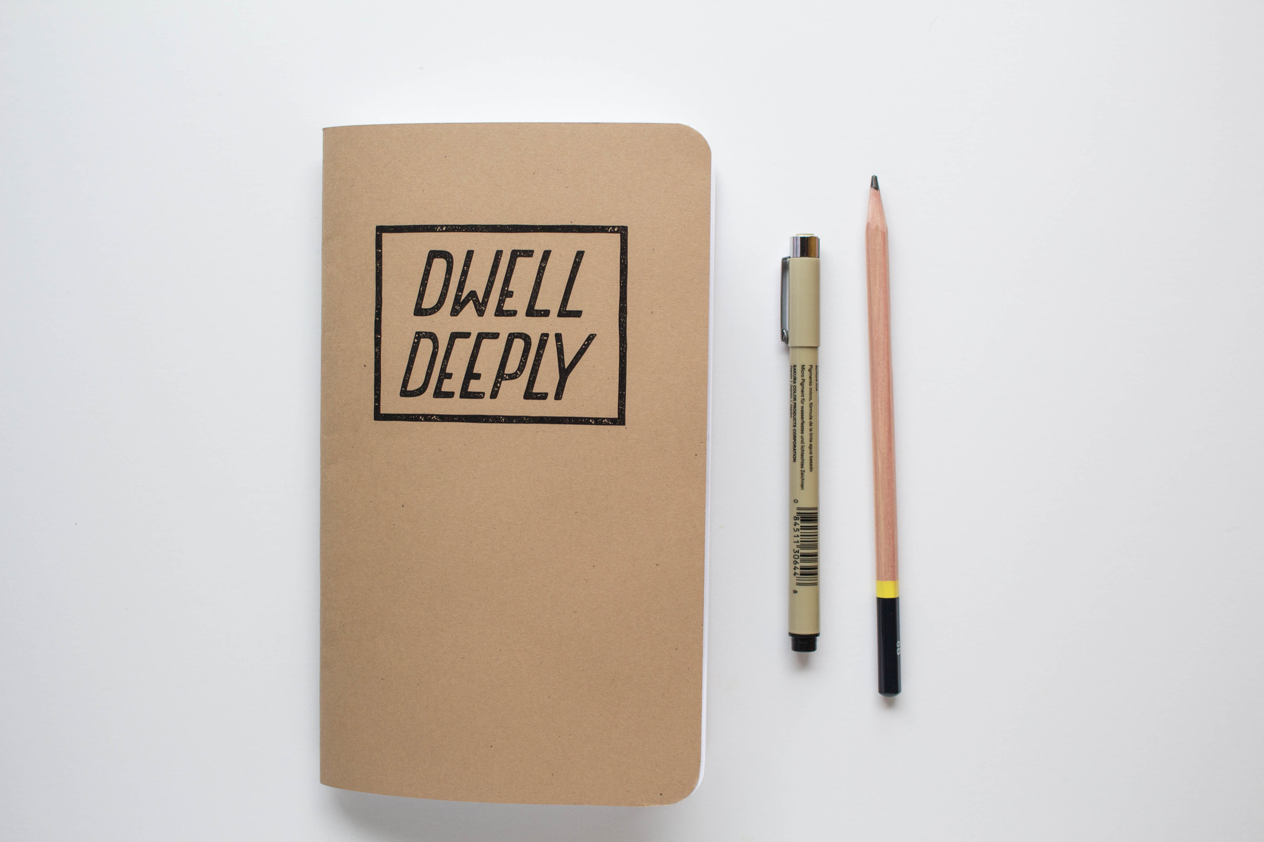 Mens Dwell Deeply Journal