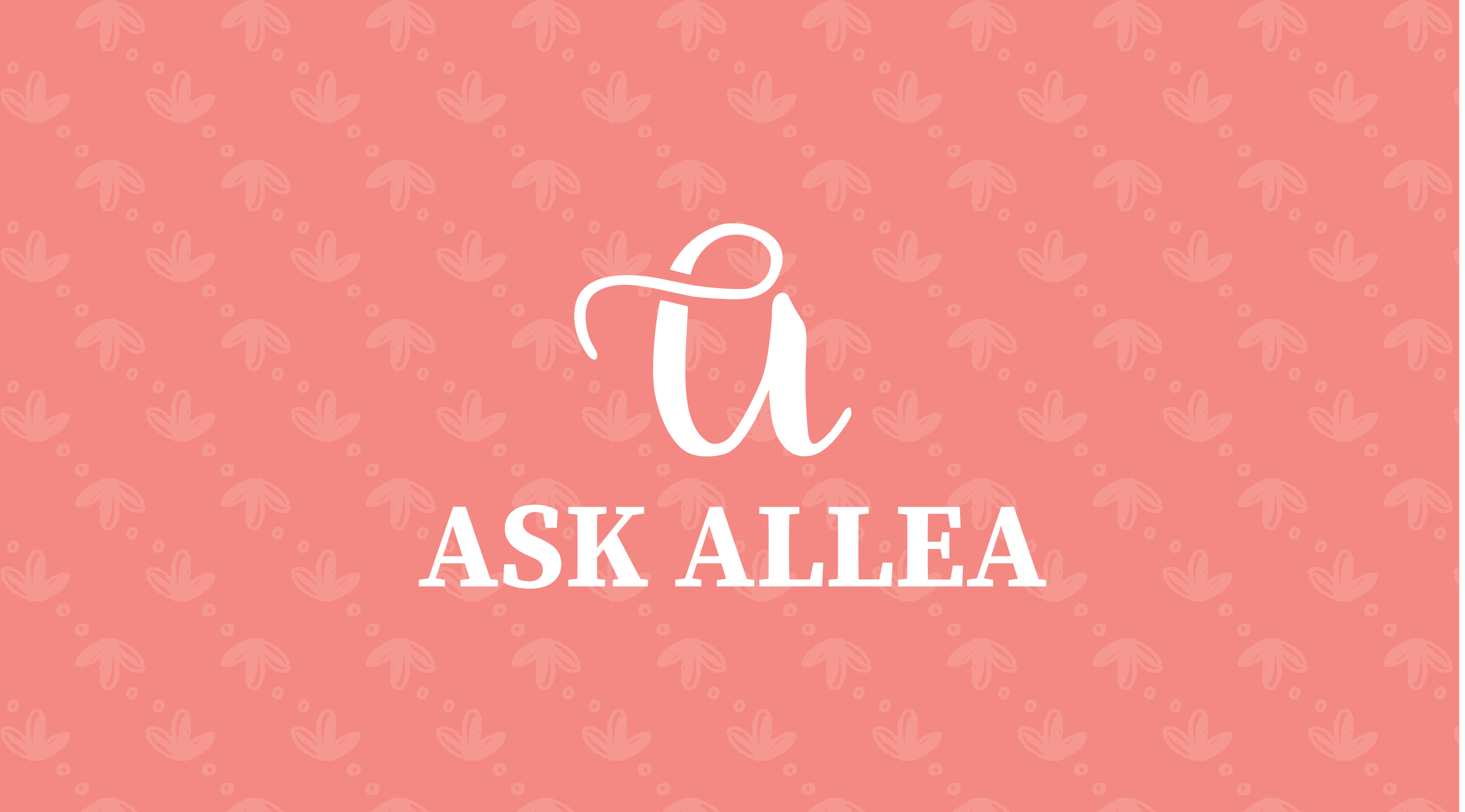 Ask Allea Logo | Machelle Kolbo Design Studio