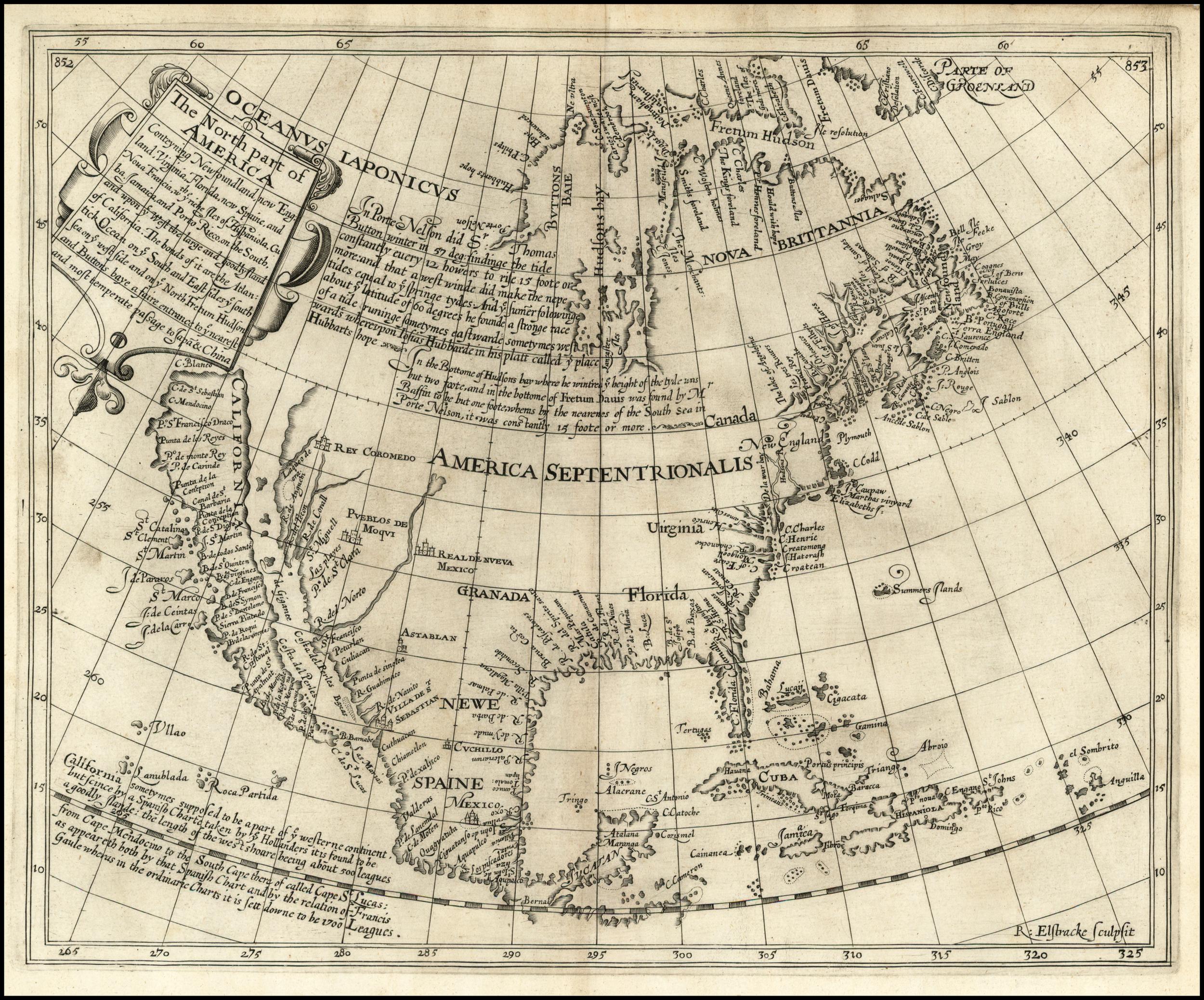 Briggs - North America