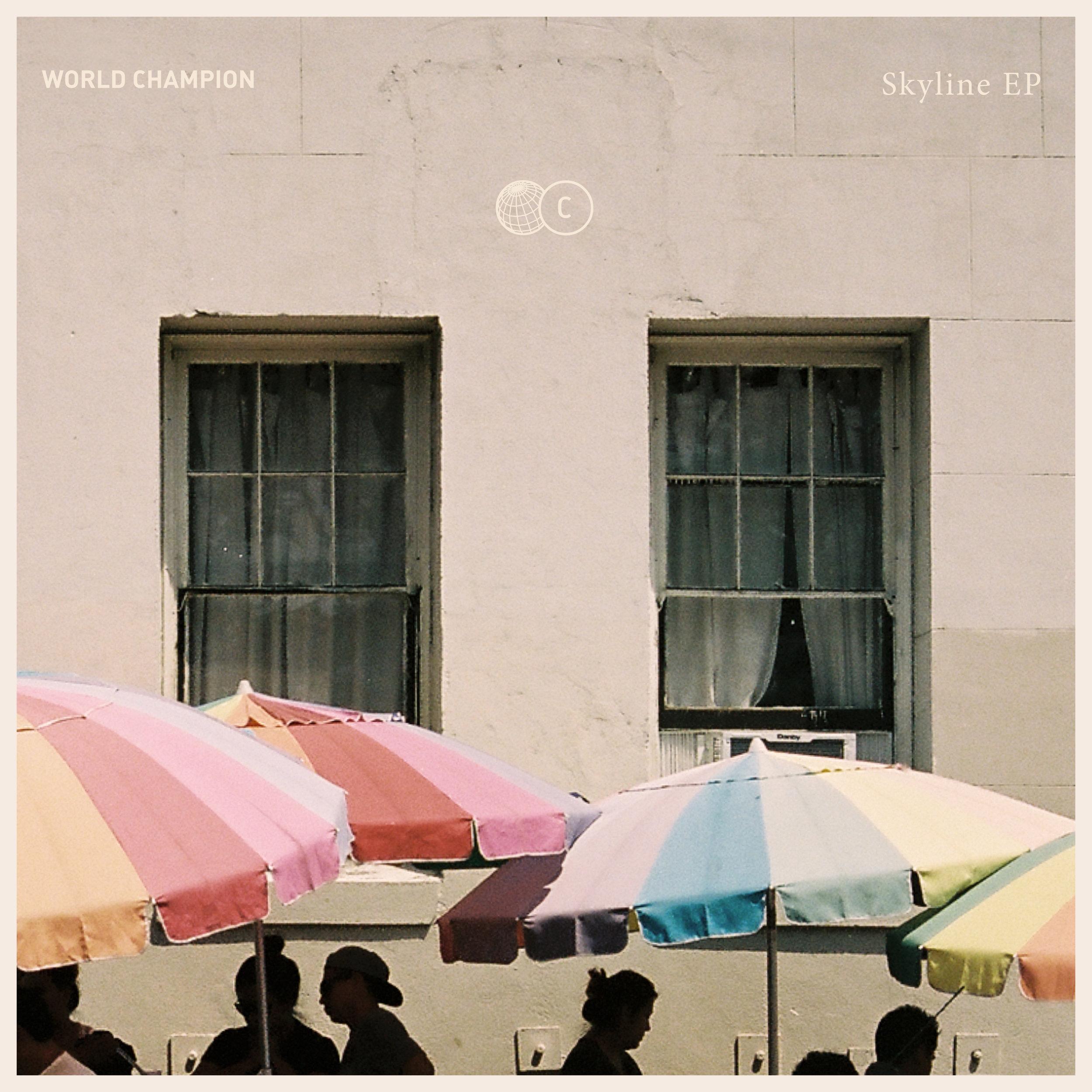 Skyline EP CoverArt