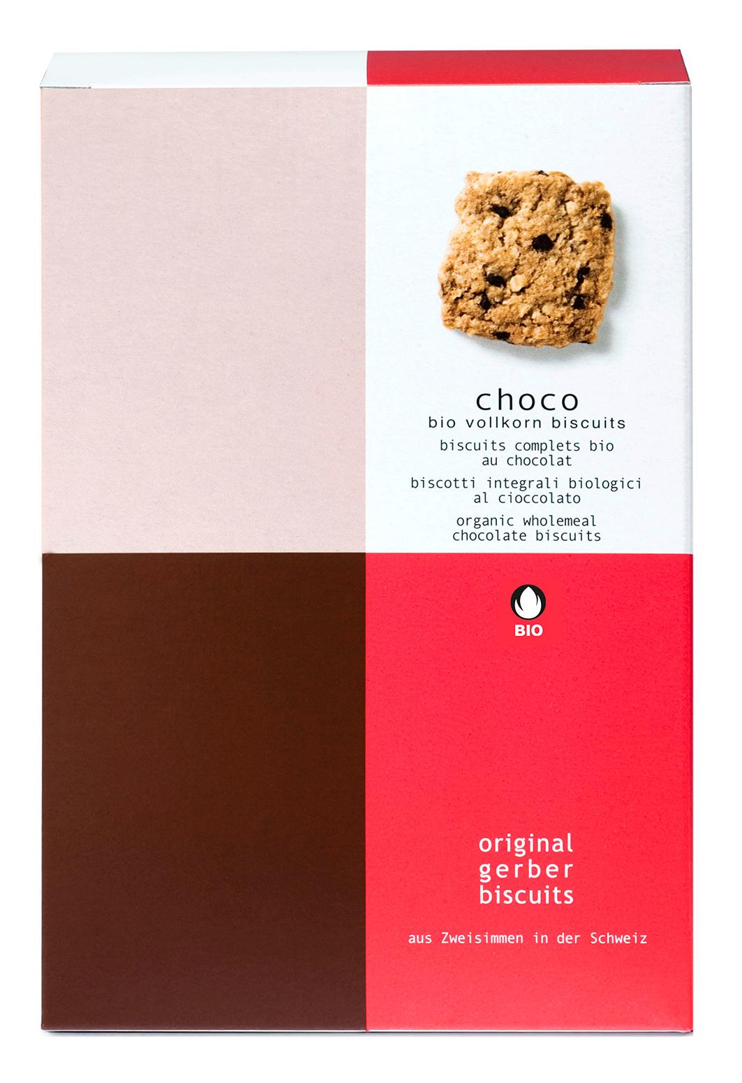 Bio Choco Biscuits
