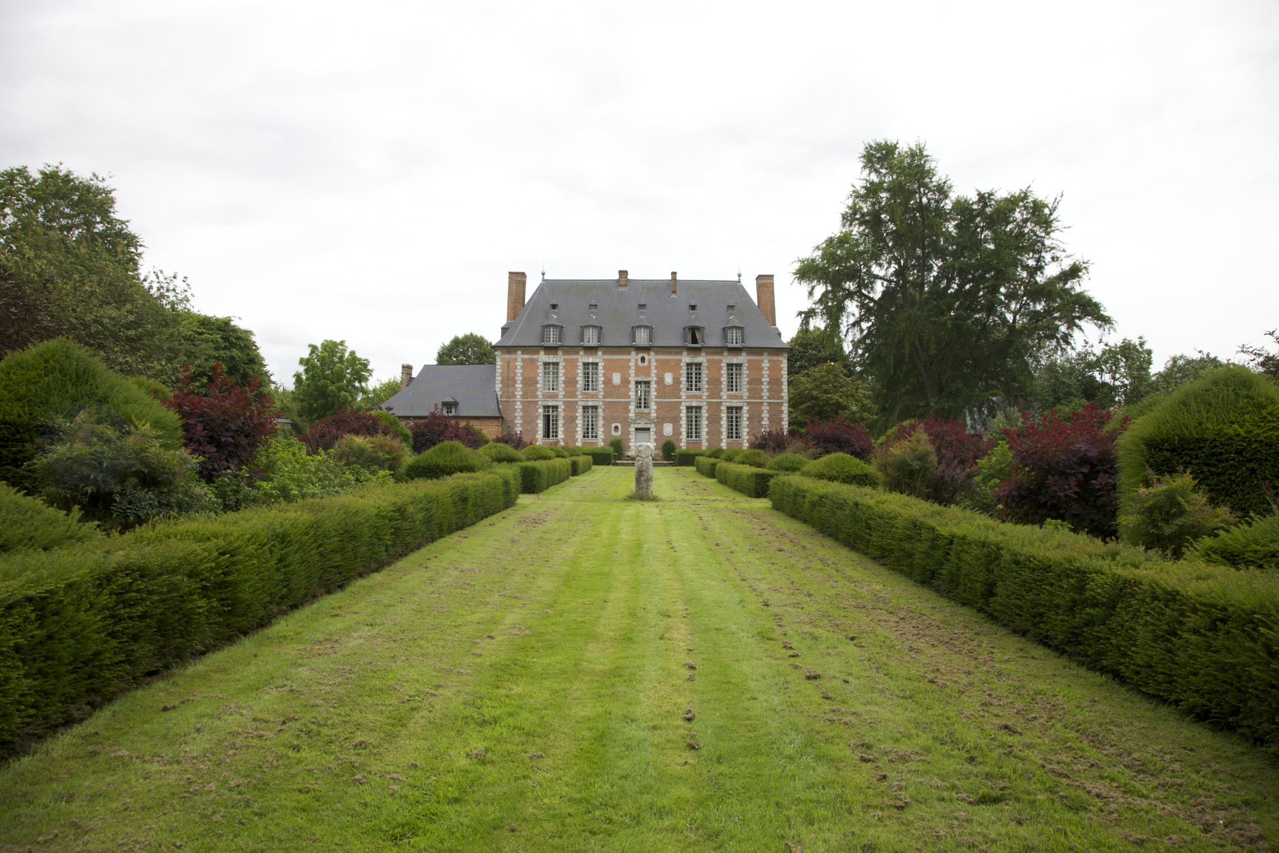 "Eléonore's ""house"" in Normandie."