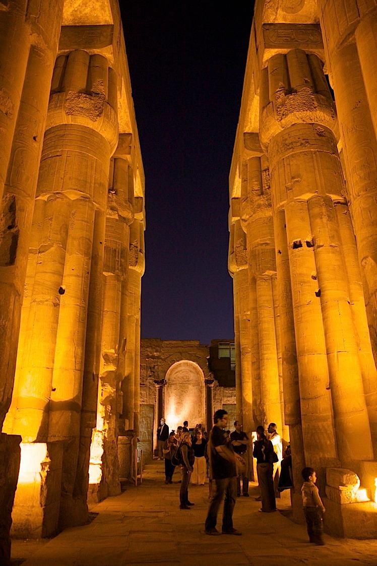 Luxor Temple, Luxor.