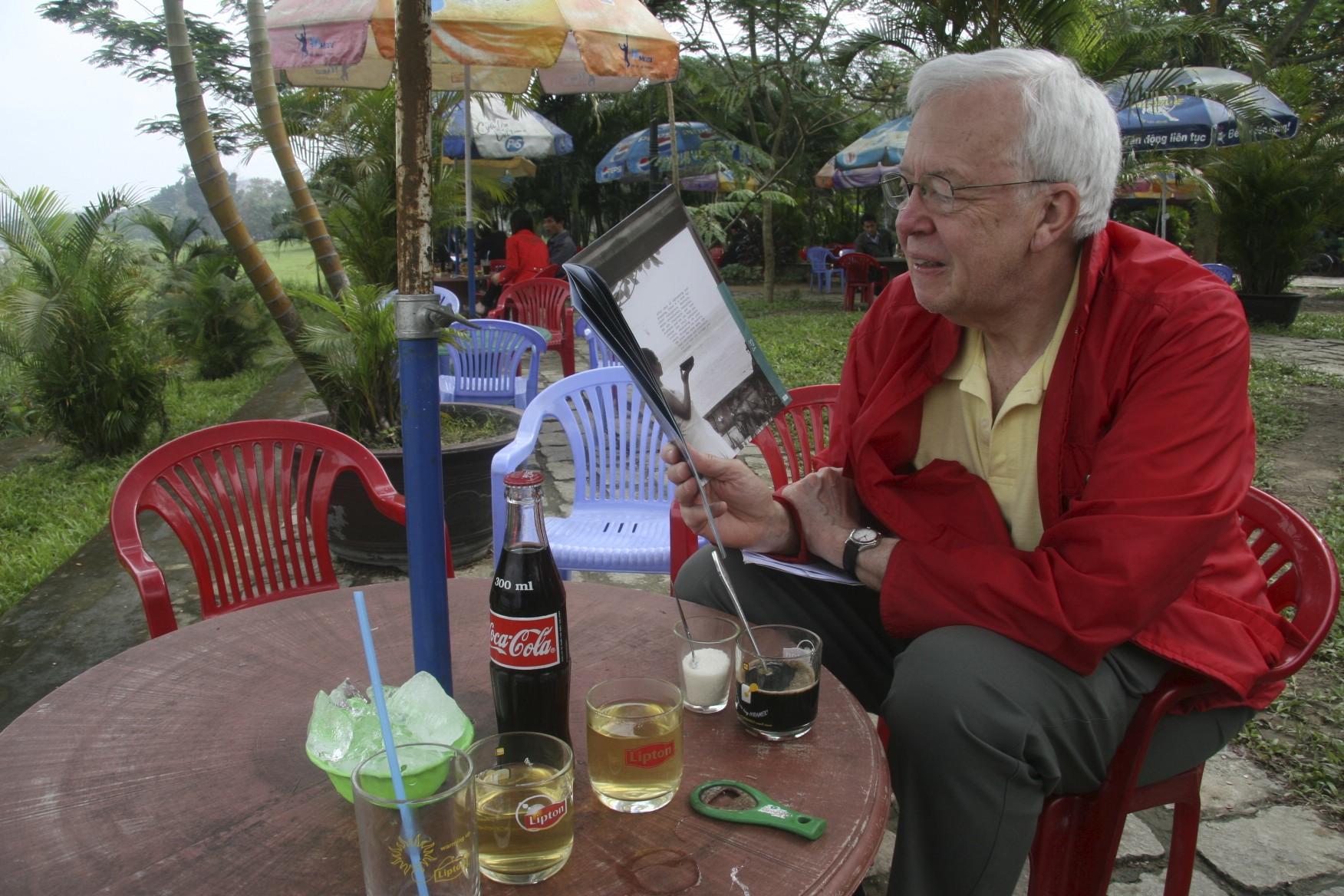 Drinks in Hue.