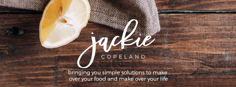 Lindsey Allen Designs for Jackie Copeland