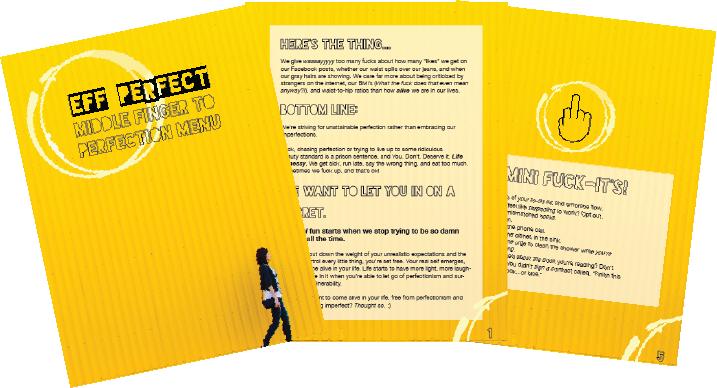 Eff Perfect | Lindsey Allen Designs