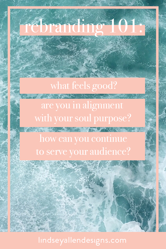 Three questions to ask yourself as you rebrand.