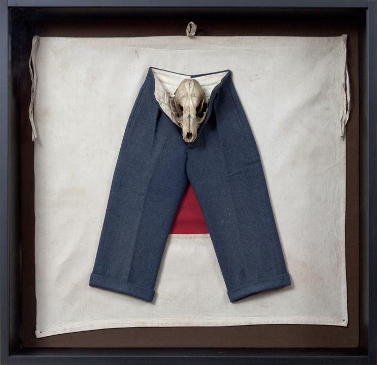 Artist: John Sideli  Name: Animal Instinct  Dimensions: