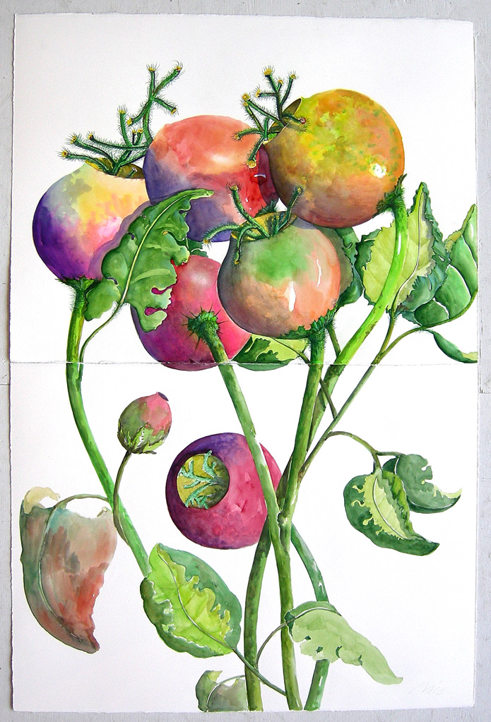 "Artist: Vico Fabbris  Name: Balion Opius  Dimensions: 30"" x 44"""