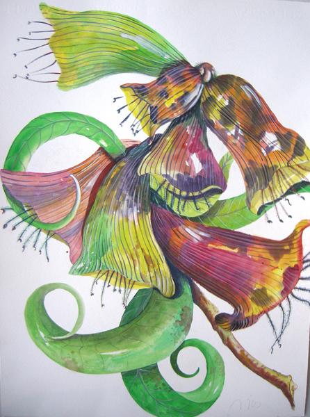 Artist: Vico Fabbris  Name: Campana Sensoris