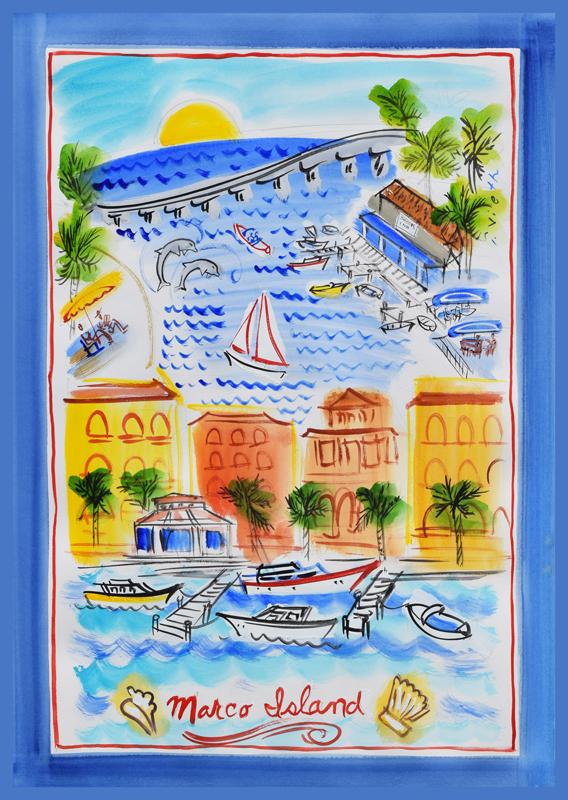 Marco Island '16    SMcLaughlin Unique Gifts, a division of LilyO's    smclau2000@aol.com   309-269-7439