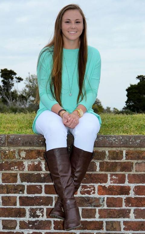 Savannah Vasquez ,  2016 Bruckenthal Memorial Scholarship Recipient