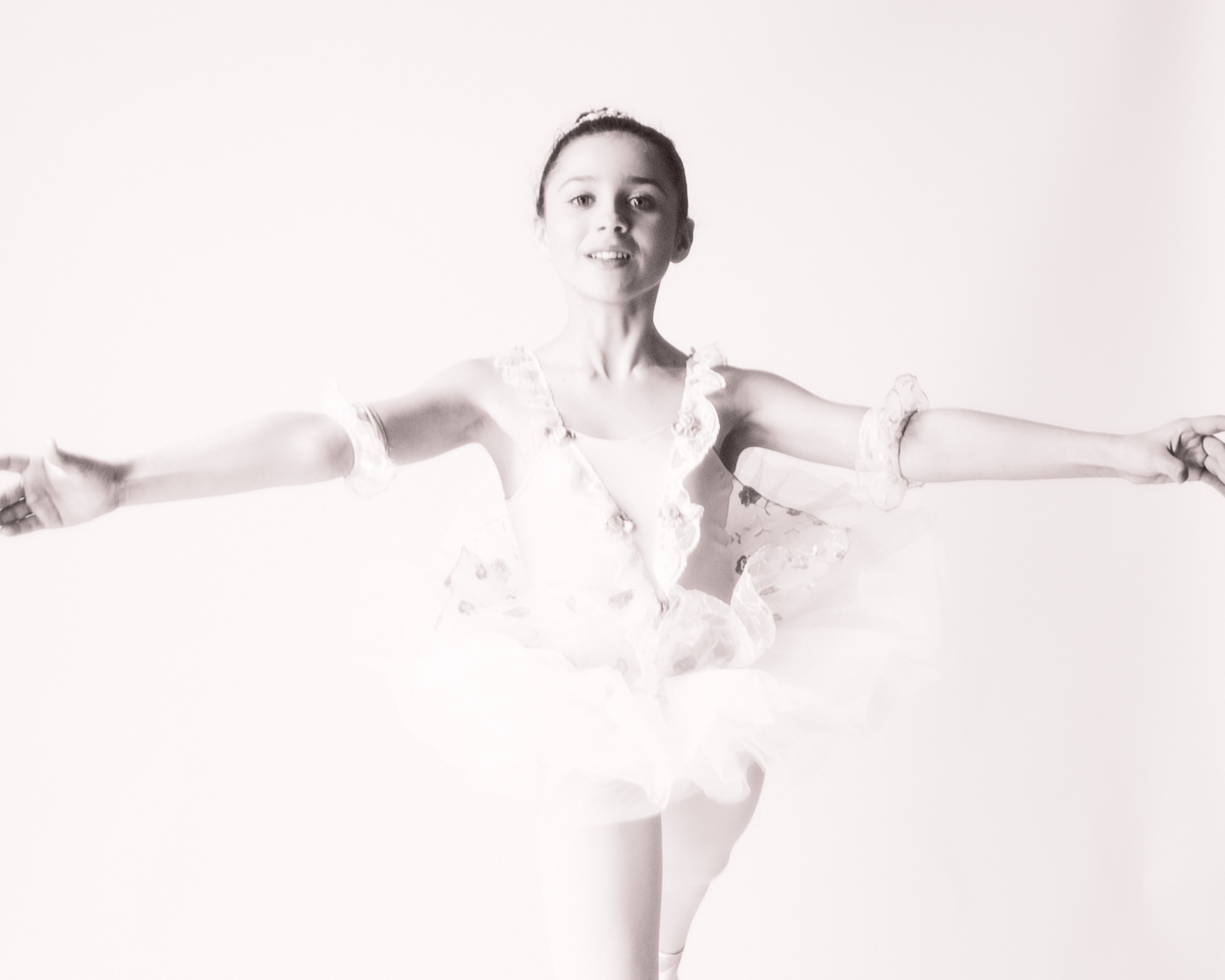 Lancashire Ballet Dancer