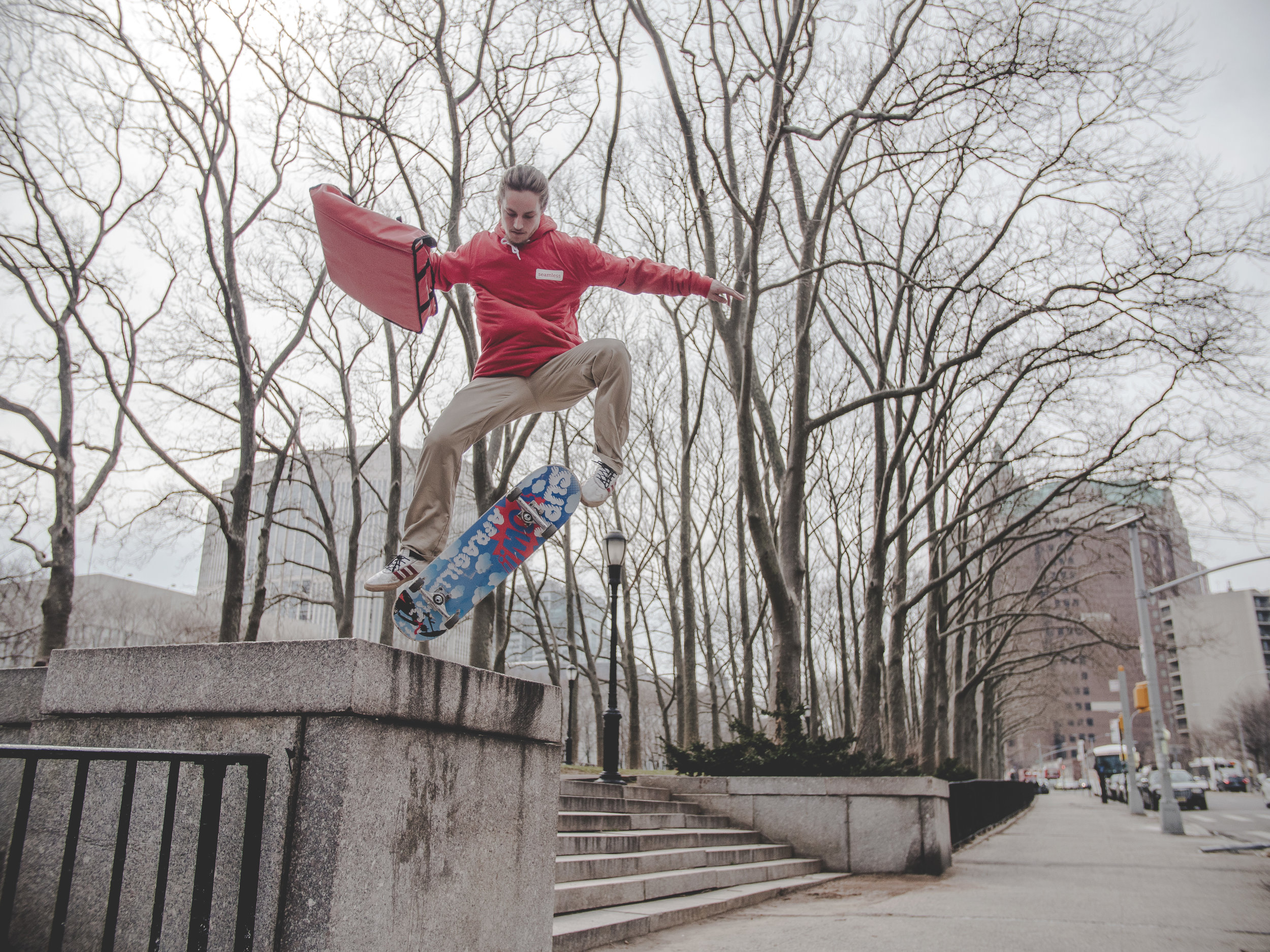 Angelo-Skateboarding-Parkour-Seamless-Grubub-Freeruning-Brooklyn-NY-NYC-New-York-Kickflip
