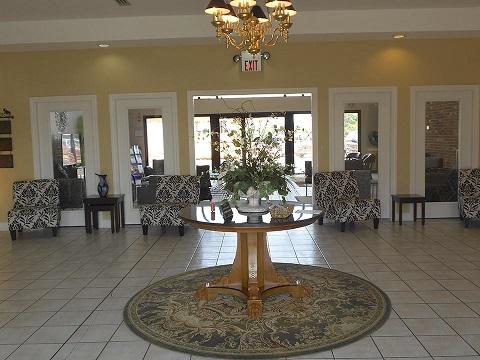 Foyer and Waiting Room - Acacia First Care Dermatology Serving Lawrenceburg TN, Pulaski TN,  Waynesboro TN - by Dermatologist Robert Chen.jpg
