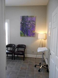 Room 4 - Acacia First Care Dermatology Serving Lawrenceburg TN, Pulaski TN,  Waynesboro TN - by Dermatologist Robert Chen.jpg