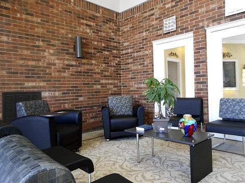 Spacious and Comfortable Seating - Acacia First Care Dermatology Serving Lawrenceburg TN, Pulaski TN,  Waynesboro TN - by Dermatologist Robert Chen.jpg