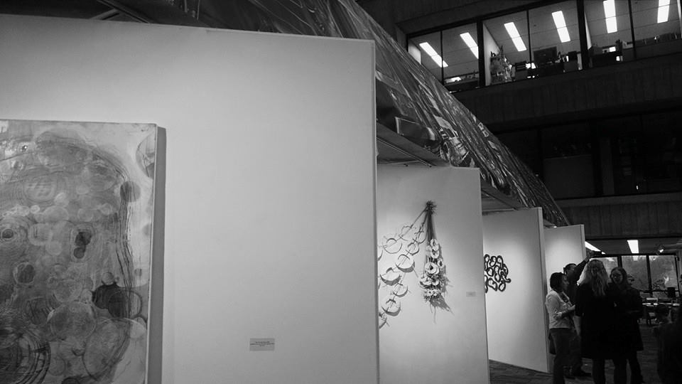 Exhibition Shot by Michael Foster