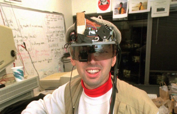 Just wait until you see this guy's version of Oculus Rift.