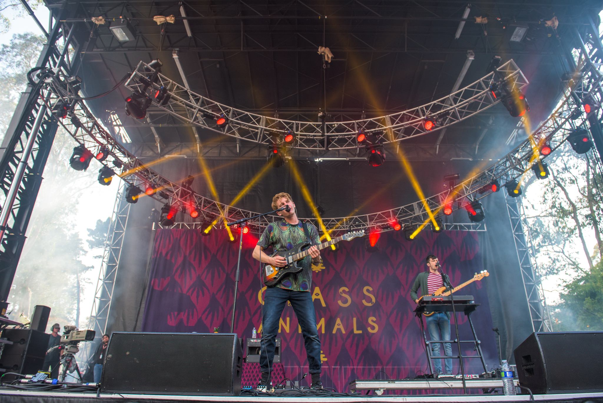 Glass Animals / Image courtesy of Andrew Jorgenson