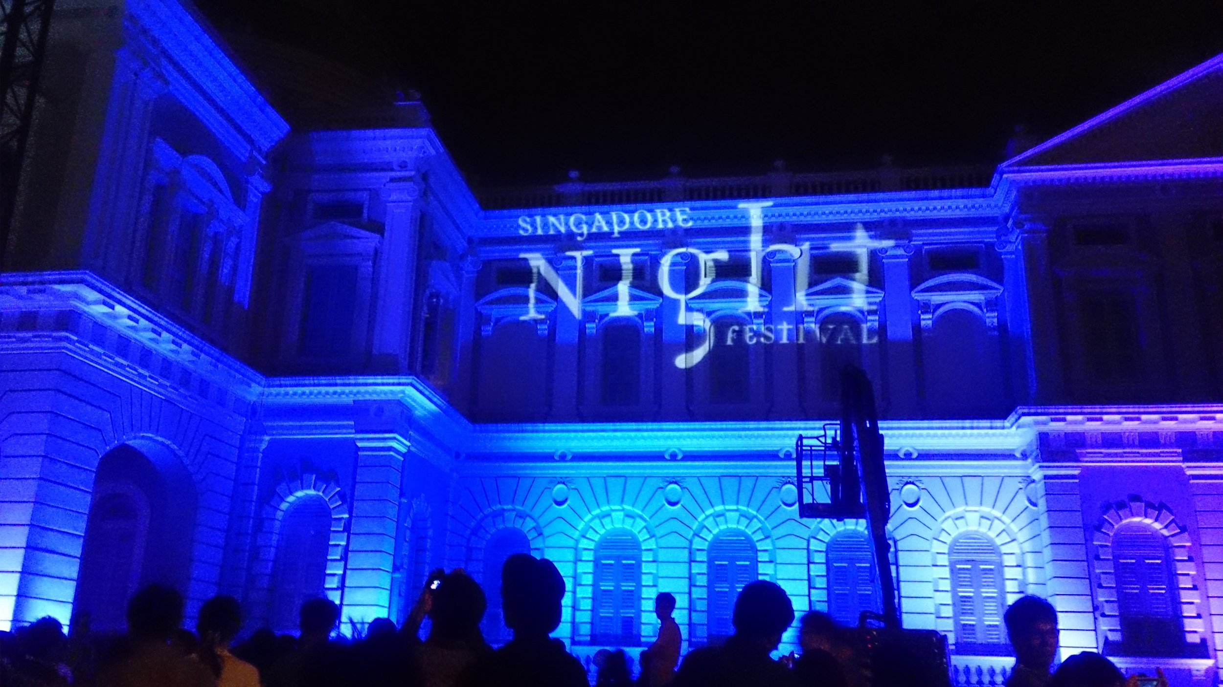 Most Singapore Night Festival events are free to the public.