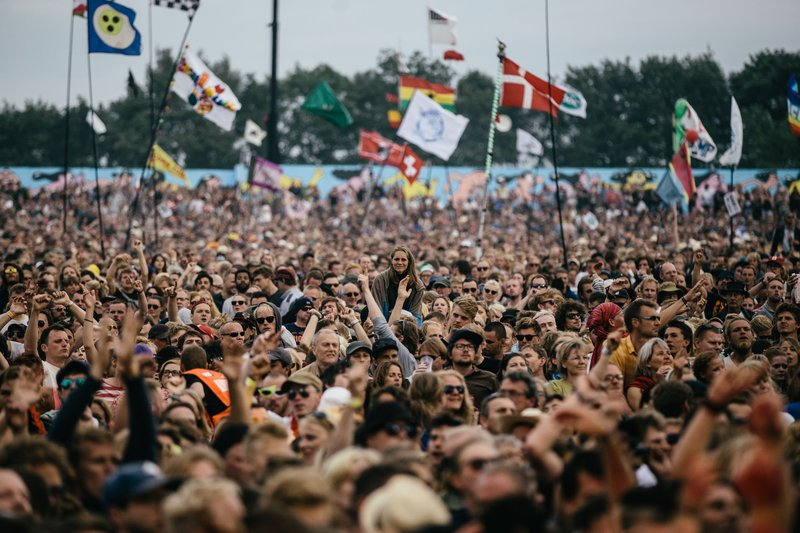 Image courtesy of Tobias Nicolai / Roskilde Festival