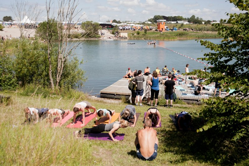 Image courtesy of Helena Lundquist / Roskilde Festival