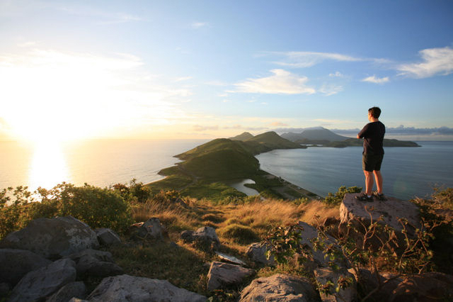 Image courtesy of the St. Kitts Tourism Authority