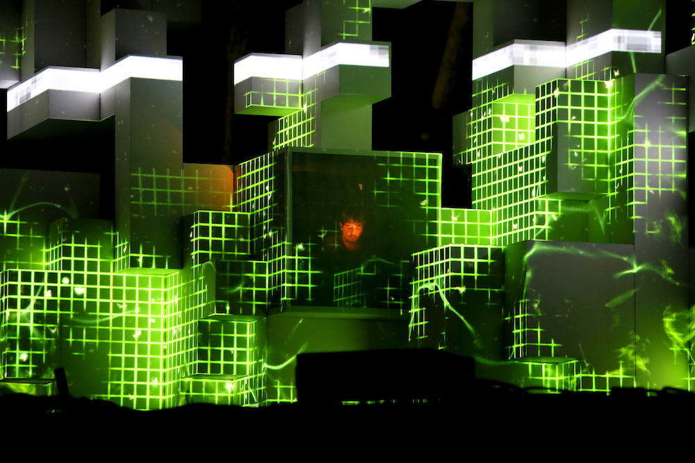 Amon Tobin / Image courtesy of Outside Lands